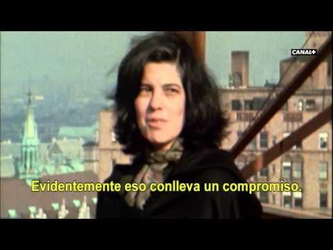 Vidéo de Susan Sontag