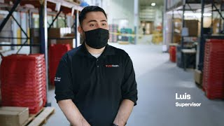Day in the Life at a CVS Health Distribution Center
