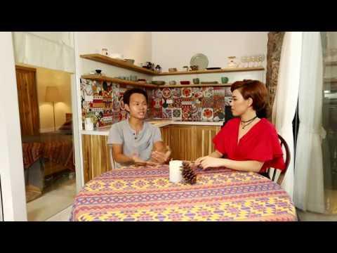 VTV3 - Không Gian Xanh & Stone House 2017