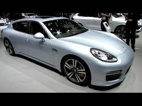 2014 Porsche Panamera Turbo S Executive - Exterior and Interior Walkaround - 2014 Geneva Motor Show