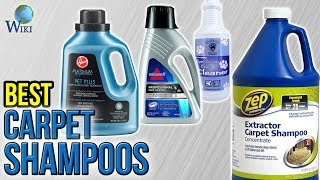 10 Best Carpet Shampoos 2017