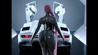 "Funny Reactions to Nicki Minaj's Booty in ""Motorsport"" Compilation!"