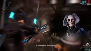 STEALTH MODE ENGAGED, SPEED RUNNING FAILED- Warframe Xbox One