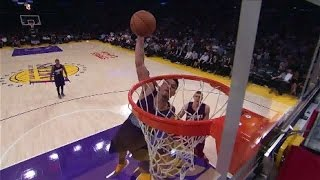 Posterized! NBA Best Dunks and Posters of 2014-2015 Season ᴴᴰ