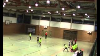 preview picture of video 'VfR Ittersbach - Futsal Sport-Club Philippsburg Halbzeit 1'