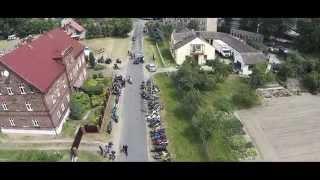 preview picture of video 'IX Zlot Motocyklowy 27-29 Czerwiec 2014 Rudna - Gwizdanów'