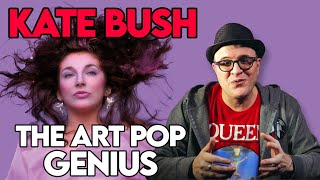 Why Kate Bush Is An Art Pop Genius | VOX | Professor Of Rock