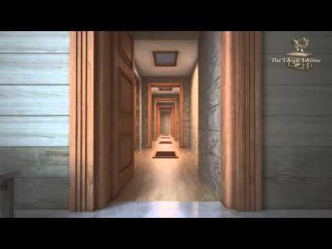 Por primera vez revelan el video con el diseño para construir el Tercer Templo
