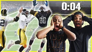 TWO CRAZY LAST SECOND TOUCHDOWNS! WHAT A GAME! - MUT Wars Ep.94 | Madden 17 Ultimate Team