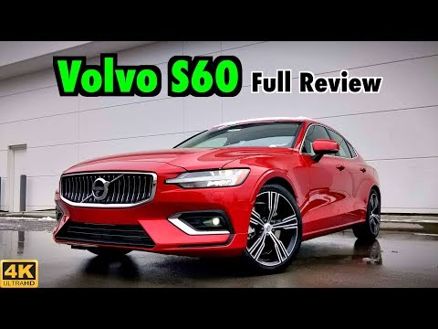 2019 Volvo S60: FULL REVIEW + DRIVE | Volvo Hits Another Home Run!