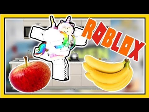 FOOD PARKOUR in ROBLOX | ESCAPE THE AMAZING KITCHEN OBBY