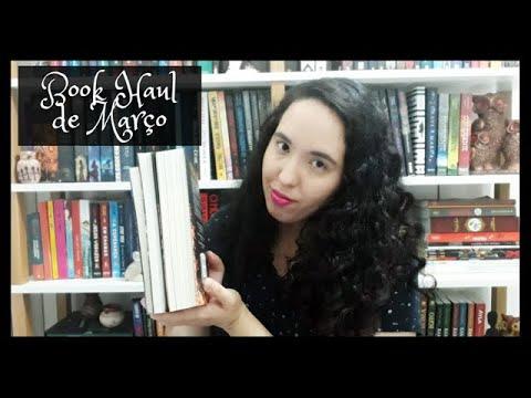 Book Haul de Março (2020) | VEDA 11 | Um Livro e Só