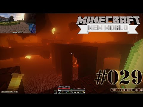 Die verlassene Netherfestung ★ #29 ★ We Play Minecraft SMP: A New World [HD|60FPS]