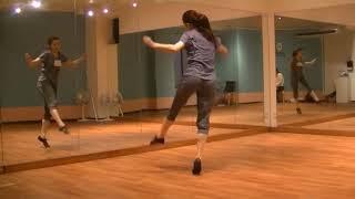 玲実先生のダンスレッスン〜リズム練習〜色んなリズムステップを知る③のサムネイル