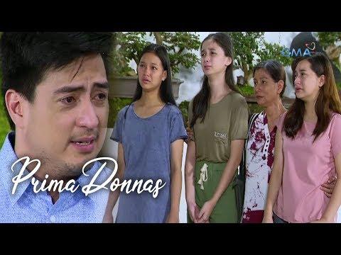 Prima Donnas: Jaime, nawalan ng tiwala sa tatlong Donnas   Episode 82