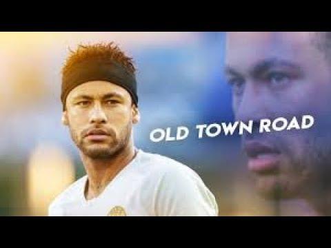 Neymar Jr - Lil Nas X   Old Town Road  [Remix] - Skills and Goals