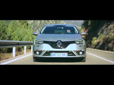 "Renault Megane ""Head up Display"""