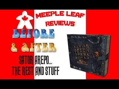 Meeple Leaf Reviews: Sator Arepo Tenet Opera Rotas - Before & After