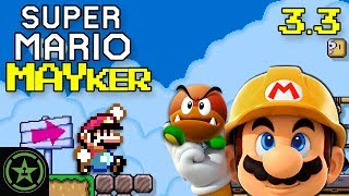 You Need To Fly Perfectly - Let's Play - Mario MAYker (#3.3)