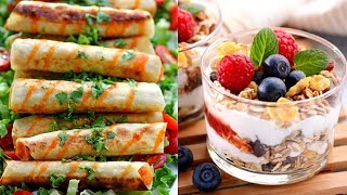 WEEKLY FOOD PREP FOR WEIGHT LOSS (3 EASY MEALS)