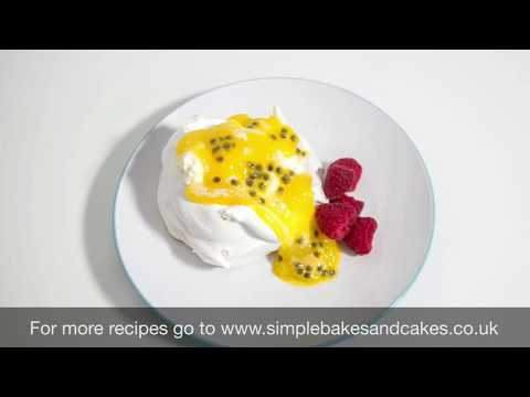 How to make passion fruit curd: Video recipe