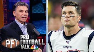 PFT OT: Tom Brady's frustration, trust in Jimmy Garoppolo   Pro Football Talk   NBC Sports