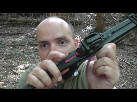 Survival Waffen! Pistolenarmbrust?