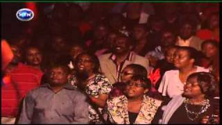 CONCERT: Cece Winans Rocks Nairobi