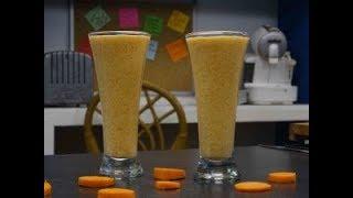 بارفيه الفاكهة وعصير البرتقال بالجزر مع هاني عبد الناصر في برنامج سوبر هاتريك (الجزء الثاني)