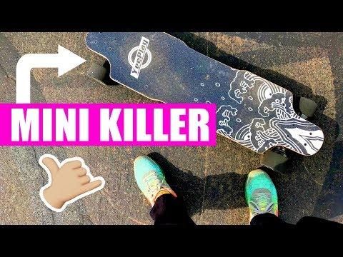 Boosted Board Mini Killer? – M1 Electric Skateboard – FULL REVIEW