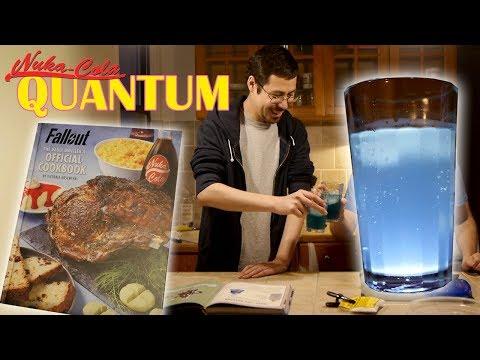 Fallout Test Kitchen: Nuka Cola Quantum