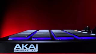 Akai Professional MPD232 - Video