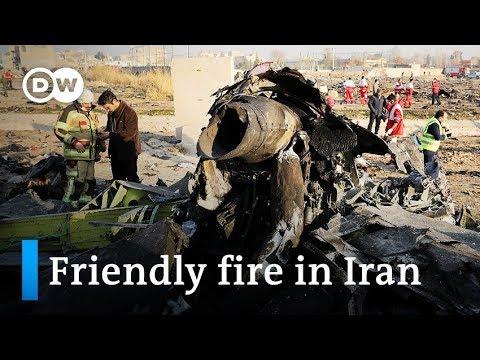 Iran admits it 'unintentionally' shot down Ukrainian plane | DW News