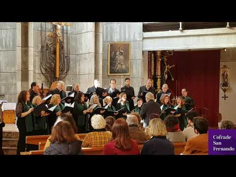 El coro de la Vera-Cruz celebra su XXX aniversario fundacional