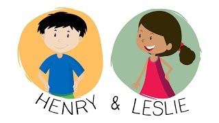 Henry & Leslie (A Children's Story About Confidence and Self-Love) kids #bullying podcast