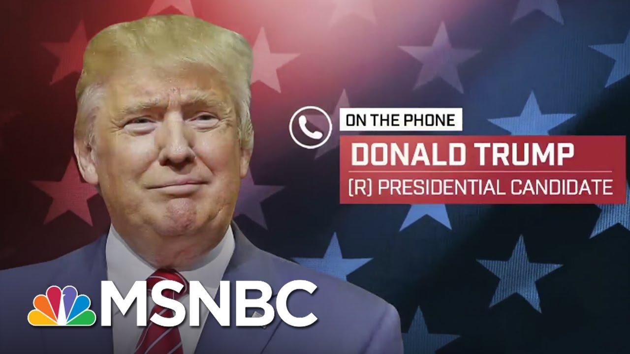 Donald Trump's Final Pitch To Iowa Voters   Hardball   MSNBC thumbnail