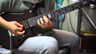 Dream Theater - Illumination Theory final guitar solo stem