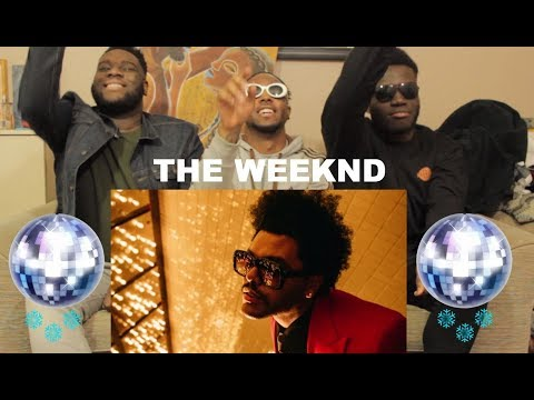 The Weeknd - Blinding Lights - REACTION