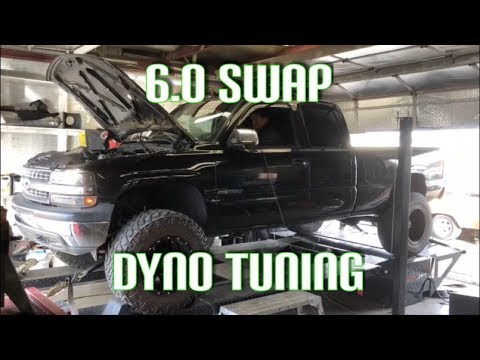 6.0 Silverado Dyno Tune and Numbers (Wasn't Expecting That!)