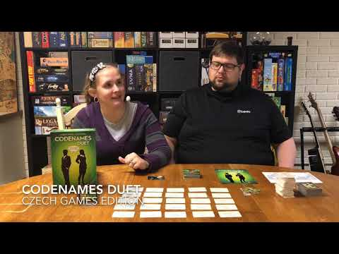 Pounds and Inches: CODENAMES Duet