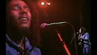 Bob Marley I Know Backing