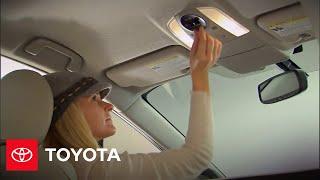 2010 Prius How-To: Interior Lamps   Toyota
