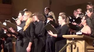 Ontario Youth Choir 2014 - Le Temps De Vivre (Rebecca on first verse)