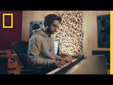 In the Studio Pt. 2 ft Zedd   One Strange Rock