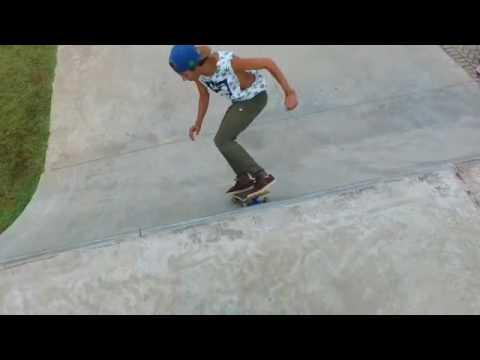 Doidrone na Pista de Skate de Juquitiba