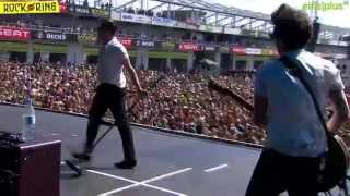 John Newman - Love Me Again  ( Live Rock am Ring 2014 06.06 )