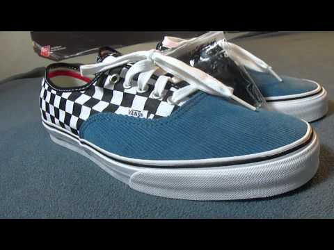 a5022180f1 Shoe Review  Vans x Supreme  Checker   Corduroy  Authentic Pro (Ice Blue) -  Action.News ABC Action News Santa Barbara Calgary WestNet-HD Weather Traffic