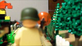 preview picture of video 'Lego Battle of Carentan'