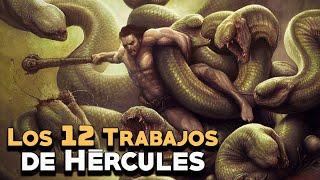 Los Doce Trabajos De Hércules (Heracles) - Mitología Griega - Mira La Historia