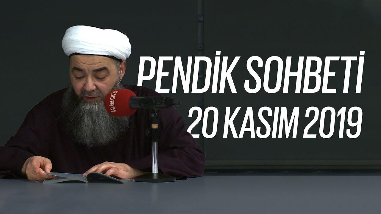 Pendik Sohbeti 20 Kasım 2019